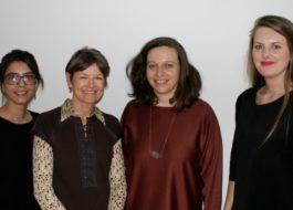 Brooks International Fellowship at the Tate